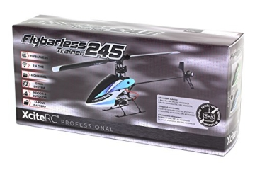 Xcite RC Flybarless 245 Trainer RTF